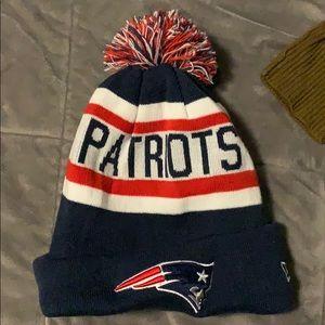 Patriots beanie NFL